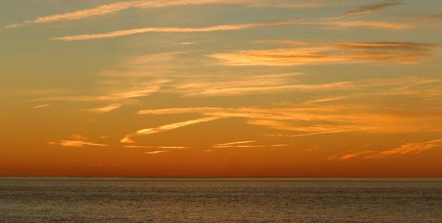 Breathtaking Views From Sunset Beach